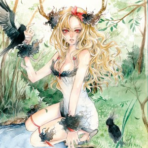 Forest Doll