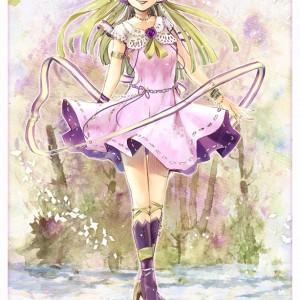 Forest Elf Princess
